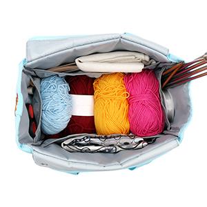 Sac à tricoter