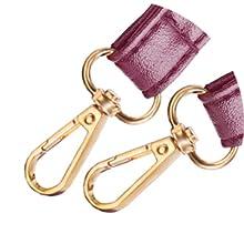 The hook of shoulder strap