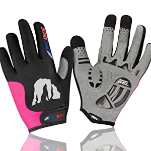 RocRide Evolution Full Finger Gloves