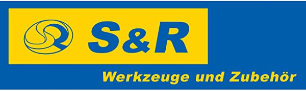 S&R SR S+R werkzeuge zubehoer zubehör logo