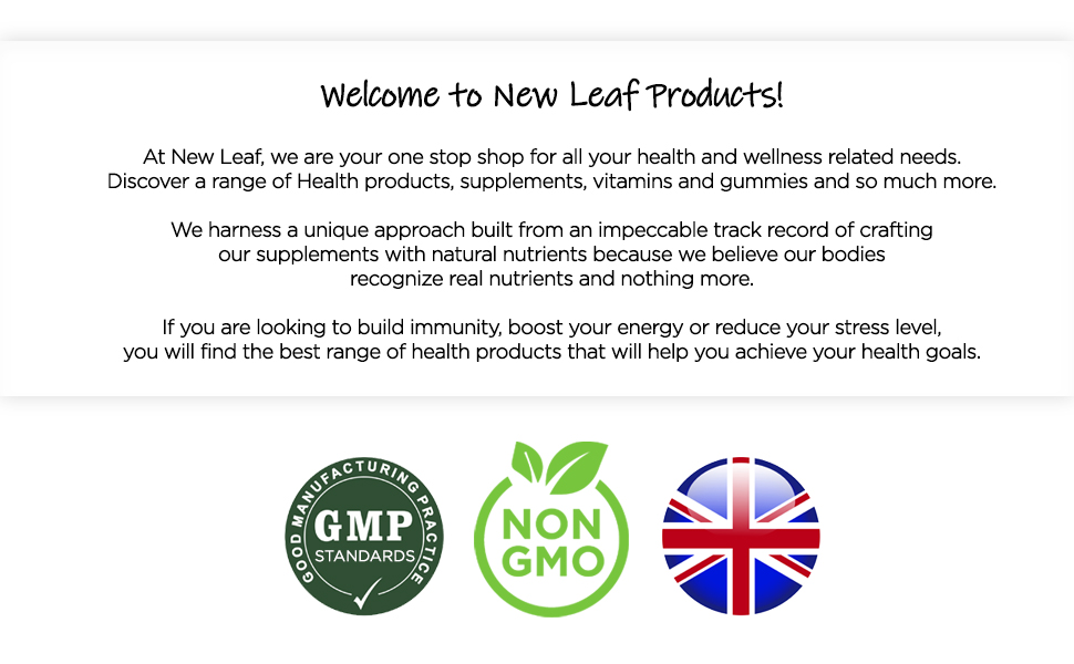New Leaf Products Commitment