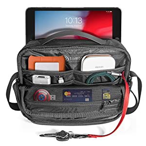 tomtoc iPad Mini 7.9-inch Shoulder Bag Breeze - H02