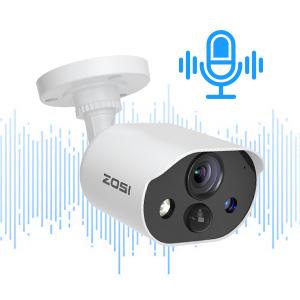 camera with audio