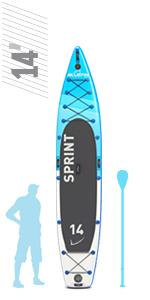 Bluefin Sprint SUP 14'