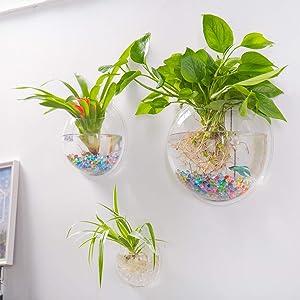 wall plant tank