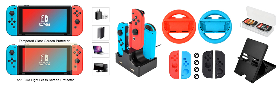other nintendo switch accessories