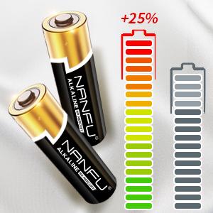 alkaline batteris