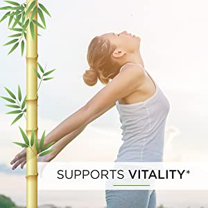 supports vitality
