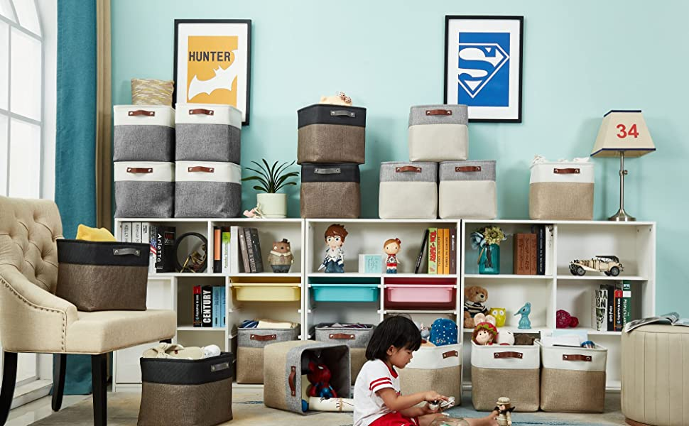 13x13x13 storage bin
