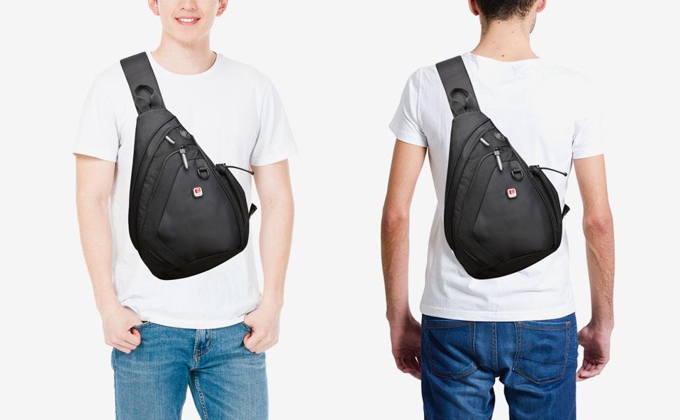 sling bags men