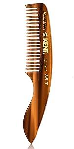 Kent 85T Mustache Comb