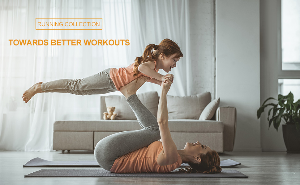 Baleaf Sleeveless Workout Tank Tops for Women