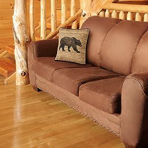 Donna Sharp, Throw Pillow, Decorative Pillow, Quilt, Twin, King, Queen