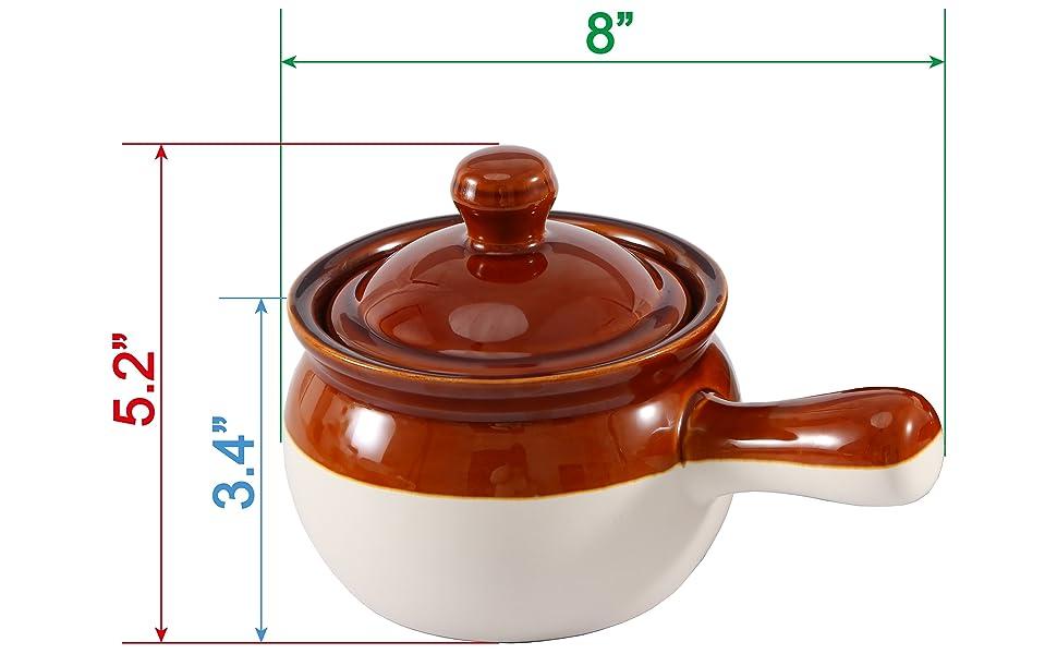 YARNOW 2Pcs Auslaufsicherer Deckelheber Suppentopf K/üche Restaurant Werkzeuge Halten Deckel Offen Kochassistent Zuf/ällige Farbe