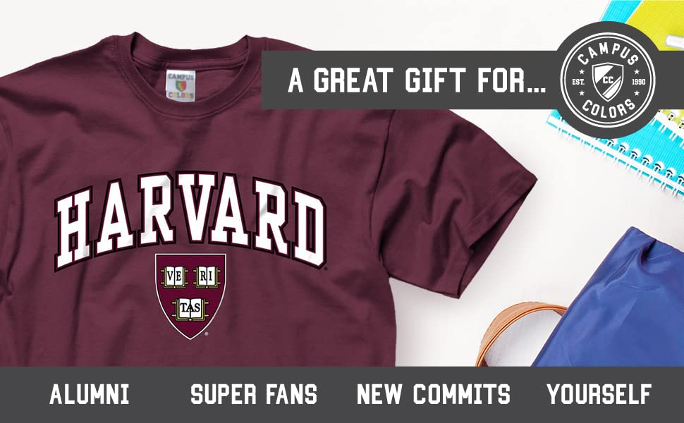 A great gift for: alumni, super fans, new commits, yourself