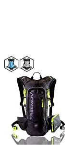 FREEMOVE daypack hiking backpack cycling running gear water backpack camelbak rucksack camelback MTB