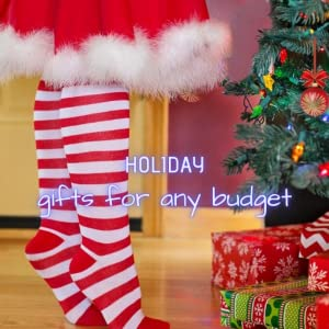 We have all the holiday or Christmas gifts for women and men or gifts for office Christmas party fun