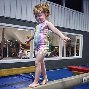 girls gymnastic leotard with shorts