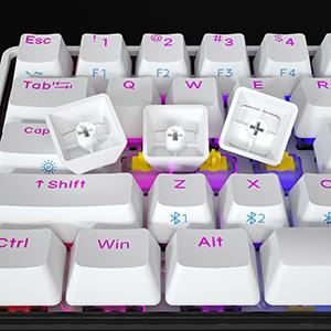 Doubleshot PBT Keycaps