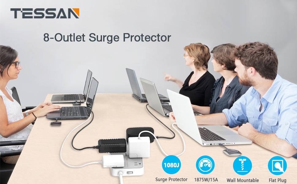 surge protector usb