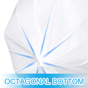 Octagonal bottom structure