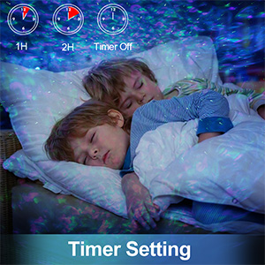 Smart Star Projector Tanbaby WiFi Galaxy Light Projector for Bedroom Star Bluetooth Music Speaker