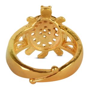 Vedvani Meru Ring