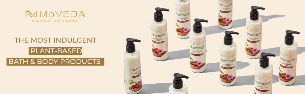 Almond Oil and Shea Butter Nourishing Body Lotion