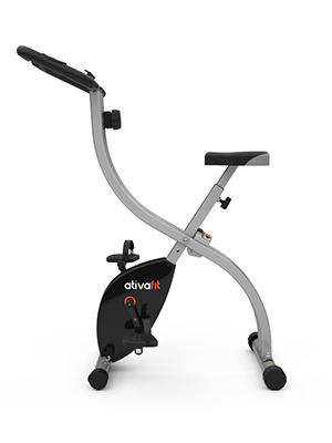 : ATIVAFIT Indoor Cycling Bike Folding Magnetic