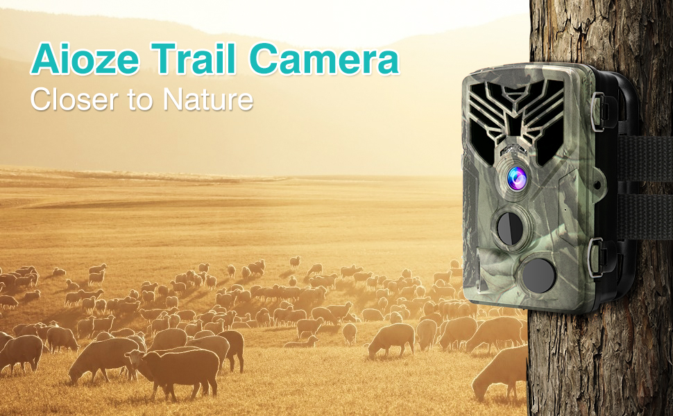 deer camera with night vision