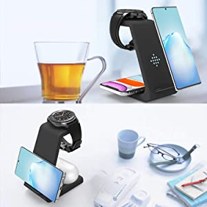 3 IN 1 WIRELESS CHARGER FOR SUMSUNG PRODUCTS
