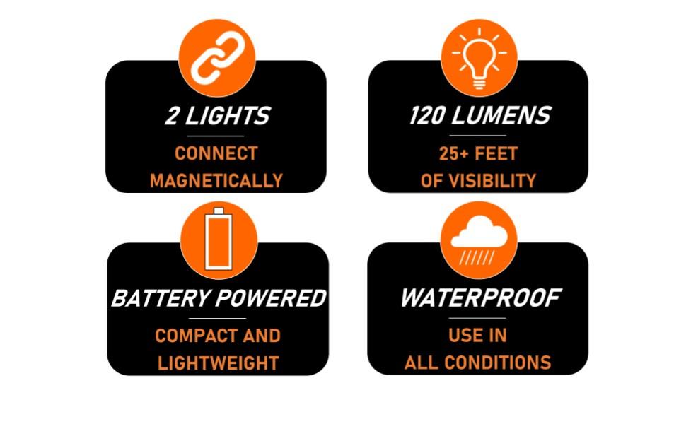 Knuckle Lights Benefits
