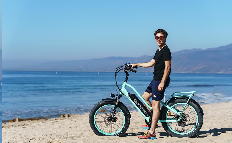 Electric Beach bike