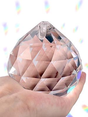 Crystal clear texture