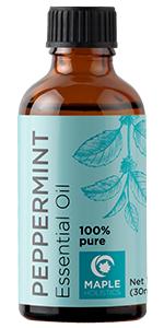 peppermint essential oil maple holistics