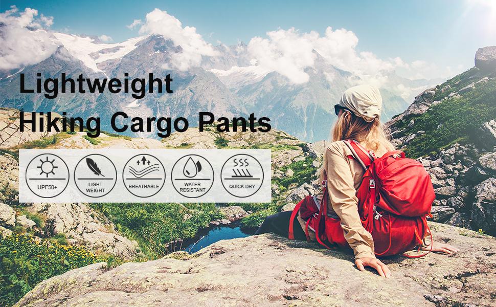 cargo hiking pants