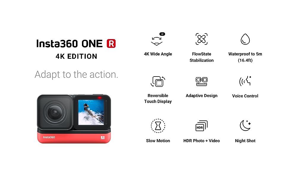 Insta360 4K Edition