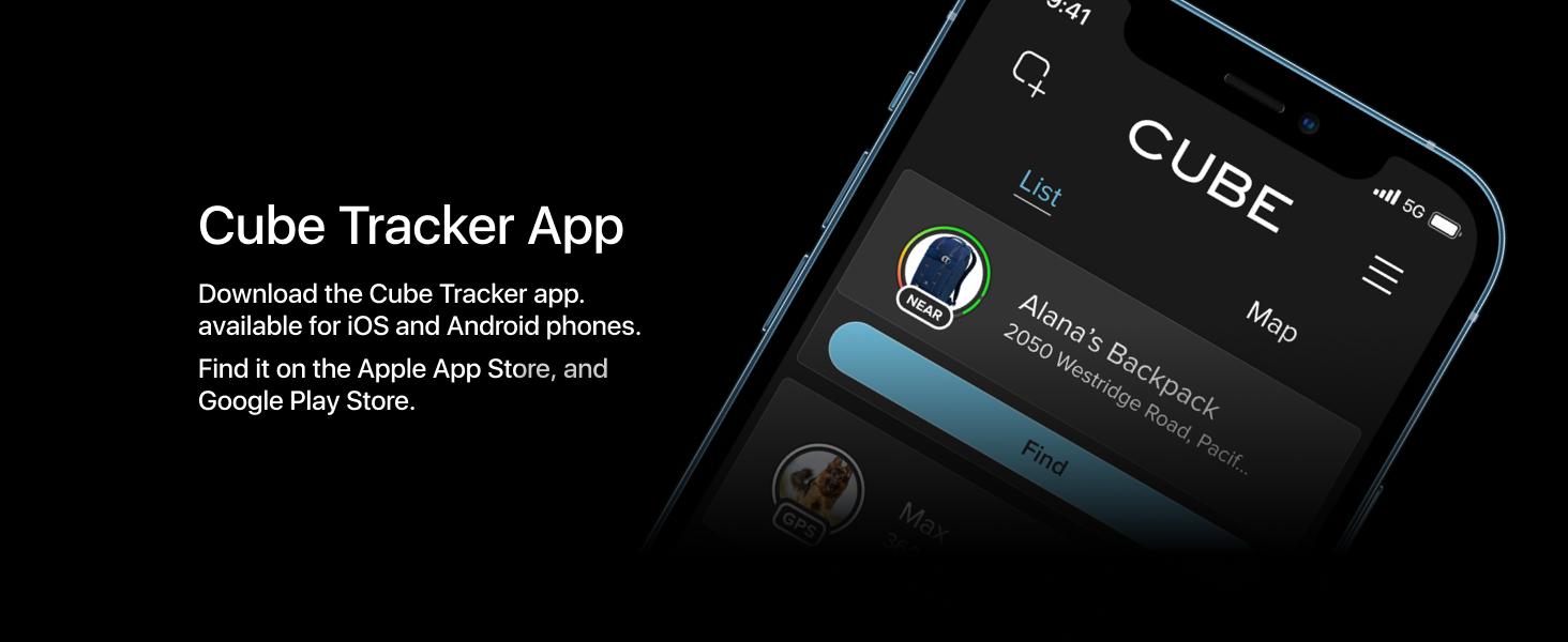 Cube Tracker App