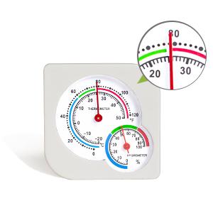 Temperature / Moisture Reading