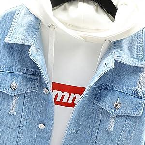 denim hoodie jacket men white denim jacket men plus size denim jacket cropped denim jacket lined den