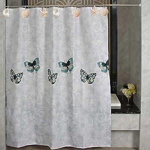 seashell shower curtain hook 2