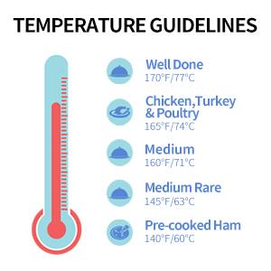 Meat Temperature Guidelines