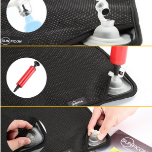 inflatable air seat cushion pad