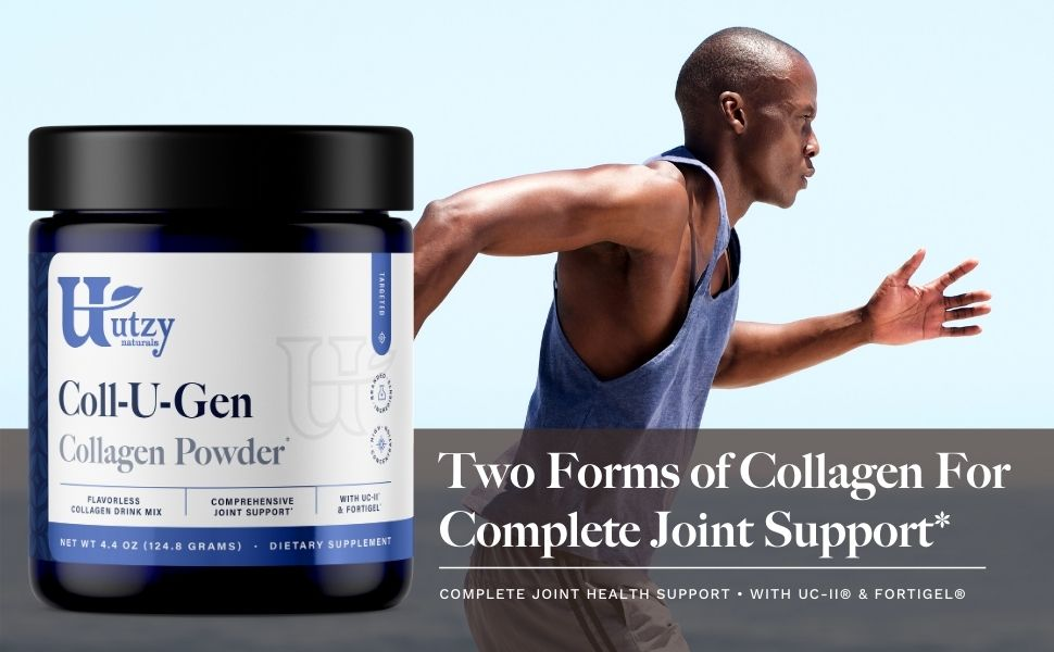 Collagen joint health support