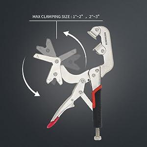 pipe pliers/welding amp; soldering/welding equipment/vise grip pliers/vise grip pliers set/pipe vise