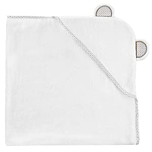 Baby bath towel up to 3x more absorbent than regular bath towel for kids and hooded towel for kids