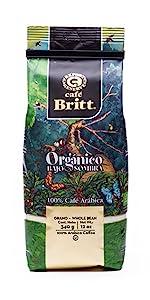 Costa Rican Coffee organic Roast Costa Rica Coffee Beans