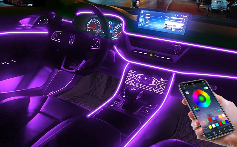 AKEPO Car Lights
