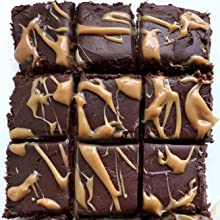 Salted Caramel Brownie, from Vivo Life Perform Salted Caramel Protein Powder