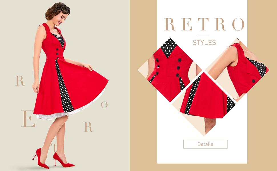 Details of Killreal Retro Dress